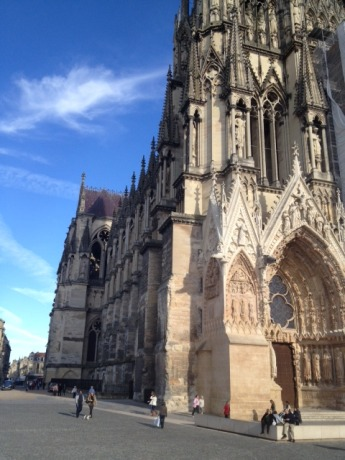 Reims Buttress